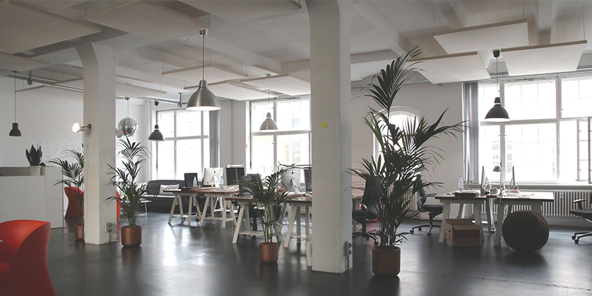 office indoor air quality