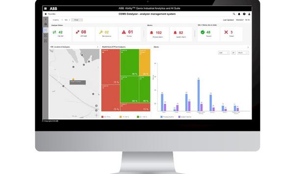 ABB's Data Analytics Application Helps Industry Tackle Emissions