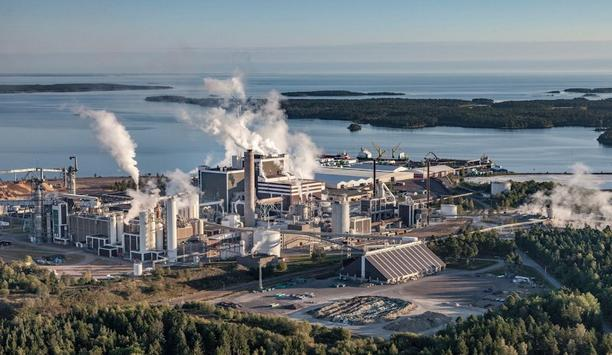 Södra Selects ABB For Digital Transformation Partnership To Create The Optimal Pulp Mill Of The Future