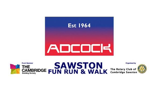 Adcock Announces Success Of Sawston Community Fun Run & Walk Event To Raise Funds For Charity