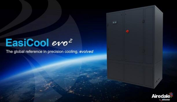 Airedale Launch Updated EasiCool Evo² Precision Air Conditioner With 57% More Cooling Power