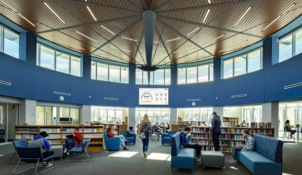 Cherokee County School District Improves Indoor Air Quality With Carrier's Abound IoT Platform