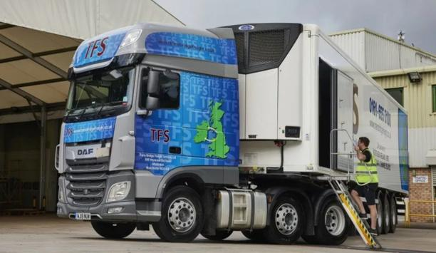 Trans-Bridge Freight Services Moves Toward a More Sustainable Future with First Carrier Transicold Vector HE 19 MT Unit