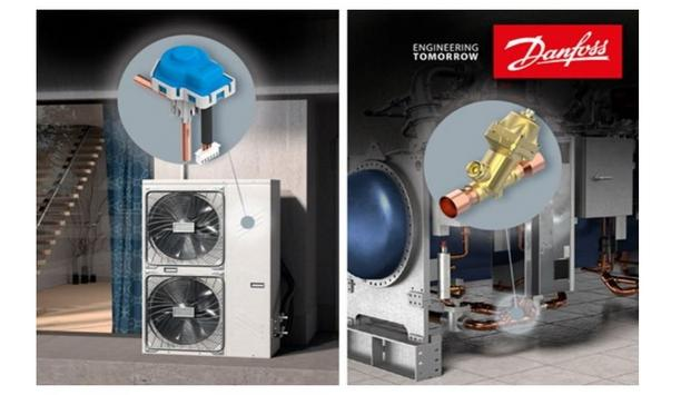 New Models, Capabilities And Applications Expand Danfoss ETS Range Of Electric Expansion Valves