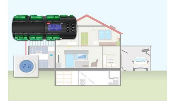 Danfoss MCX15B2 And MCX20B2 Programmable Controllers Now Come With WT-DM Room Thermostat