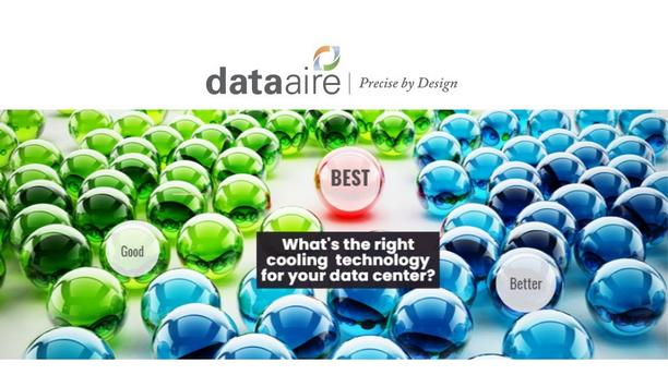 Data Aire Shares How To Boost Data Center Cooling ROI With Precise Load Matching