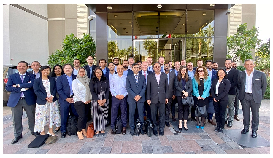 Eurovent Middle East Announces New Board And Fee Structure At Annual Meeting