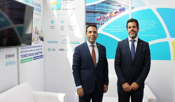 Organisers Announce New Date Of 2022 Eurovent Summit