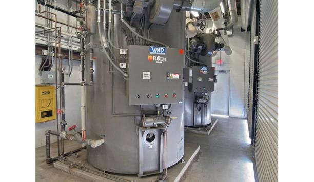 Fulton Boilers Provide Dependable Steam For Multi-Use, Critical-Care Needs Of The Rush Foundation Hospital