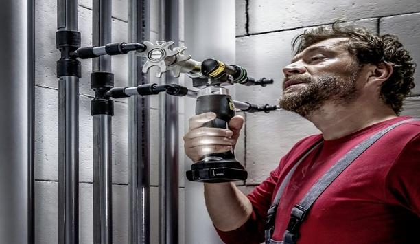 High Rise Fire Safety Prioritized With REHAU's New Pipework