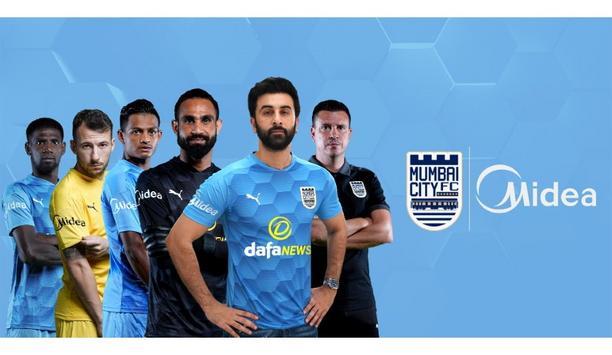HVAC Equipment And Home Appliances Firm, Midea Inks Global Partnership With Mumbai City Football Club