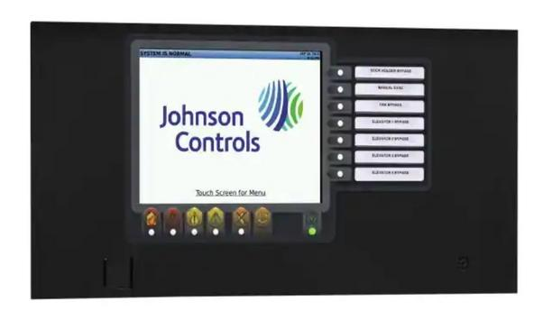 Johnson Controls Launches Color ES Touch Screen Display To Upgrade Fire Alarm Control Units
