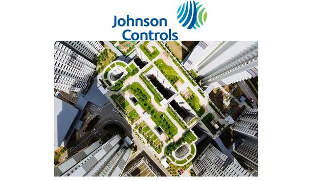 Johnson Controls Shares IoT And Smart Buildings For The Next Generation Of Sustainable Cities