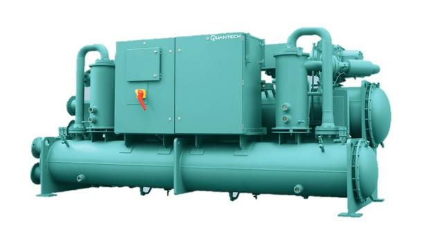 Johnson Controls Launches Quantech QWC4 Water-Cooled Screw Chiller To Reduce Energy Costs And Carbon Emissions