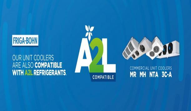 LENNOX EMEA, Standard Unit Coolers Compatible With A2L Refrigerants