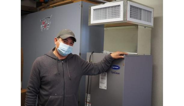 Manteca Unified School District Installs 1,500 Carrier OptiClean Units to Support Healthier Indoor Environments