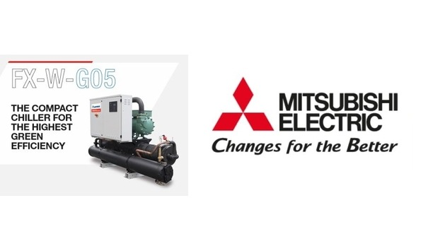 Mitsubishi Electric Hydronics & IT Cooling Systems Introduces Eco-Friendly Air And Water Cooled Chillers