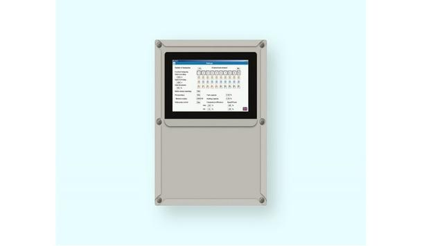 Panasonic Aquarea Cascade Control Provides Control For Up To 10 Air Source Heat Pumps