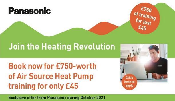 Panasonic Heating & Cooling Provides Paid Air Source Heat Pump Training