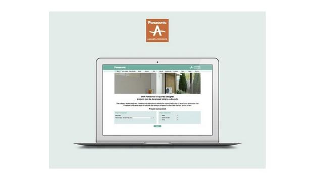 Panasonic Introduces New Aquarea Designer Online Tool For Heating And Cooling Professionals