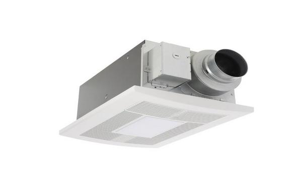 Panasonic Introduces WhisperWarmDC™ High Performance Ventilation Fan/Heater Solution