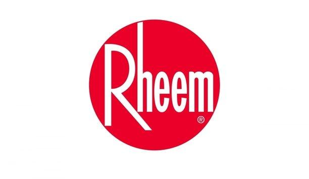 Rheem® Exhibits Residential And Commercial Products At 2019 AHR Expo