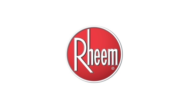Rheem Prestige Hybrid Electric Water Heater Named A Breakthrough In Sustainability