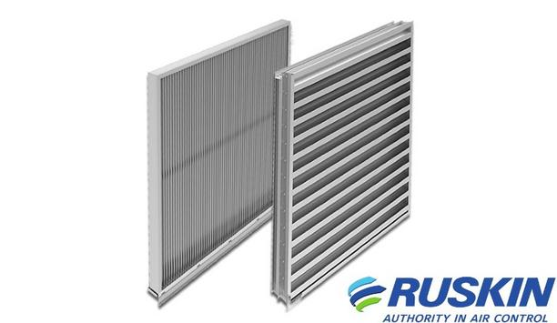 Ruskin Released EME3625MD And HZ700MD Louver Models Are Miami Dade Approved