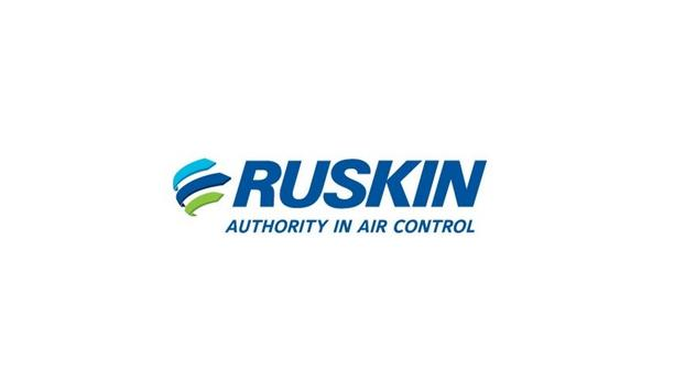 Ruskin Announces The Launch Of HZ700 Louver For Applications Needing Horizontal Blade Appearance