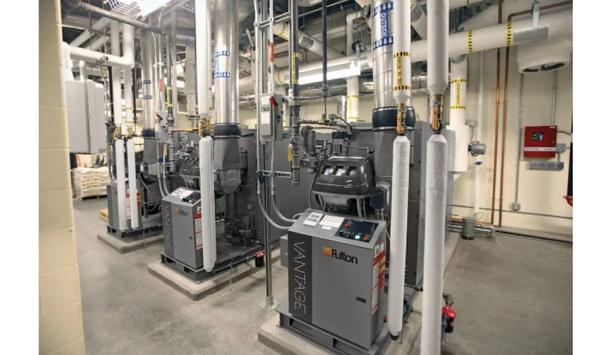 St. Vincent Fishers Hospital Installs Fulton Boilers To Cater To High-Efficiency Condensing Hydronic Heating Needs