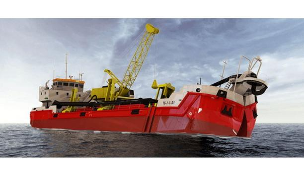 Teknotherm Attains First New Building Contract To Deliver HVAC Service On Nodosa Shipyard-built Suction Dredger