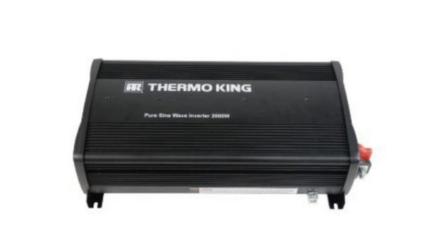 Thermo King Launches 2,000-Watt Pure Sine Wave Inverter
