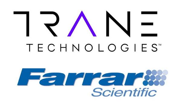 Trane Technologies Signs Agreement To Acquire Farrar Scientific, A Global Company In Ultra-Low Temperature Control Solutions