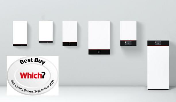 Viessmann's Vitodens Gas Combi Boilers Named Which? Best Buy For 2021