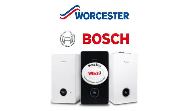 Worcester Bosch Endorsed As Which? 'Best Buy Boiler Brand 2021'