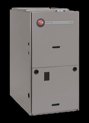 Rheem R802PA150524ZXB Downflow 80% Residential Gas Furnace