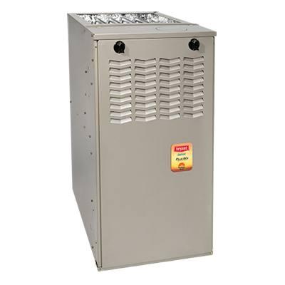 Bryant 313A Preferred™ Series Multi-Speed 80% Efficiency Gas Furnace