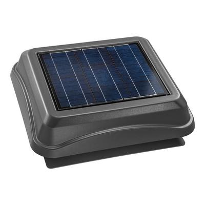 Broan-Nutone 345SOWW Surface Mount Solar Powered Attic Ventilator