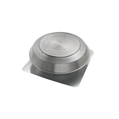 Broan-Nutone 358 Roof Mounted Powered Aluminum Dome Attic Ventilator