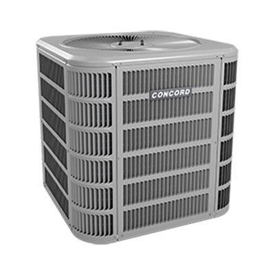 Concord 4AC13L42P-7, 8 Split System Air Conditioner