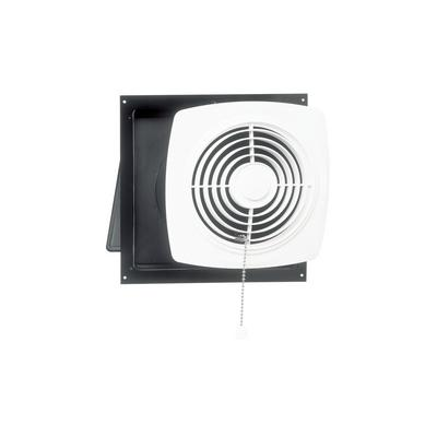 Broan-Nutone 506 430 CFM Wall Chain-Operated Exhaust Fan