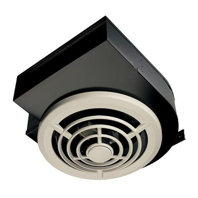 Broan-Nutone 8310 160 CFM Wall/Ceiling Mounted Side Discharge Utility Ventilation Fan