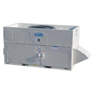 AAON RQ-006 Geothermal Outdoor Rooftop Unit