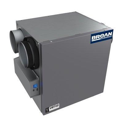 Broan-Nutone B130E65RS AI Series™ 130 CFM Energy Recovery Ventilator (ERV)