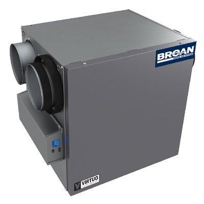 Broan-Nutone B130H65RS 130 CFM Residential Heat Recovery Ventilator