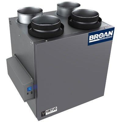 Broan-Nutone B130H65RT 130 CFM Residential Heat Recovery Ventilator