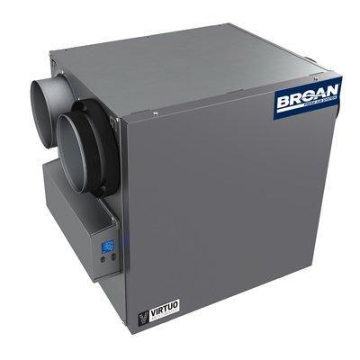 Broan-Nutone B150E75NS AI Series™ 150 CFM Energy Recovery Ventilator (ERV)