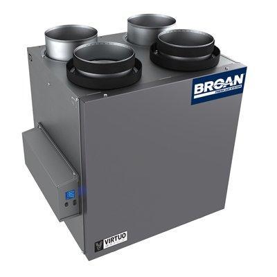 Broan-Nutone B150E75NT AI Series™ 150 CFM Energy Recovery Ventilator (ERV)