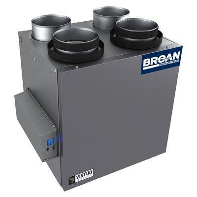 Broan-Nutone B150H75NT 150 CFM Residential Heat Recovery Ventilator