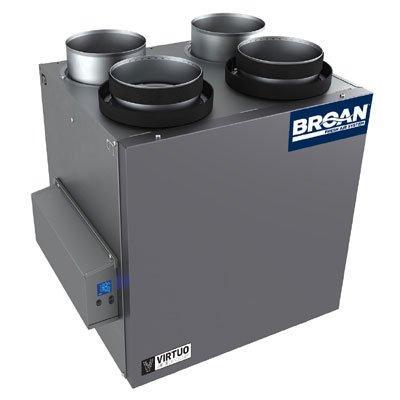 Broan-Nutone B160H65RT 160 CFM Residential Heat Recovery Ventilator